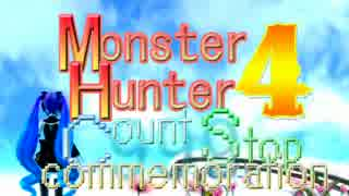 【MH4】HR999 Count Stop Commemoration 【MAD】
