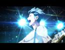 幕末Rock 第4話「風呂屋雷舞(バスライブ)!裸でパッションぜよ!」