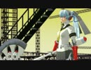 【MMD】 P4U ラビリス 【モデル配布】