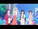 ハナヤマタ 5組目「ファースト・ステップ」 thumbnail