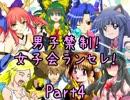 【MUGEN】男子禁制!女子会ランセレ!Part4 thumbnail
