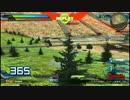 ガンダムX 全員金プレ 対戦動画 追加DLC EXVSFB