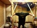 筋トレ 吊り輪 懸垂
