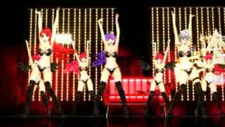 【第13回MMD杯本選】 KiLLER LADY REMIX 【紅魔RQ】