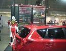 【AnimeJapan 2014】シャア専用の自動車【AURIS】