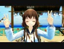 【ニコニコ動画】リズミカルにオリジナル曲を歌って踊る雪風MMD【第13回MMD杯本選】を解析してみた