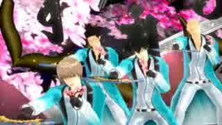 【第13回MMD杯本選】真選組血風録~和風爆音千本桜~【MMD銀魂】
