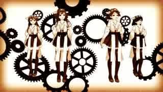 【第13回MMD杯本選】四姉妹の軌跡【MMD艦これ】