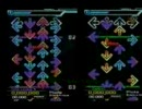 DDRの高難易度公式譜面観賞用動画(DDR SuperNOVA2版) thumbnail