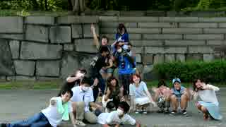 【ダン祭非公式】関西の15人が「Highway」踊ってみた【大阪城公園オフ】