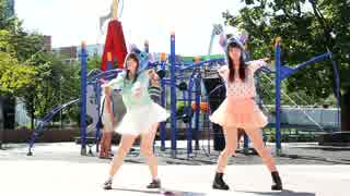 【C!C★JaNo】 ビバハピ 【踊ってみた】