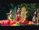 【ニコニコ動画】【TDR】気ままに旅してみた ~舞とサンバと、それから凧~中編を解析してみた