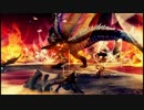 【MHF‐G】ディスフィロア 第3形態戦闘BGM【紅月廻り甦る魂鎖の熾火】
