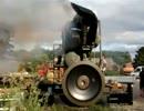 直列9気筒 ターボディーゼル発動機