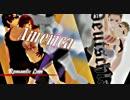 【APヘタリアMMD】2Pハッピーセットのダンスバトル【Romantic_Love】