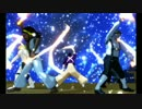 【ニコニコ動画】【第13回MMD杯本選遅刻組】ヲタ芸 幻想郷の旅を解析してみた