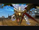 【MHF-G】会長がvitaユーザーの為にガルバダオラを攻略実況