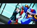 【MMD ゼERO】警備システムちゃんとエールさんがGirls【支援動画】