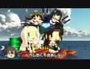 【MMD艦これ】へちょい日本昔ばなし01『桃太郎』【紙芝居】