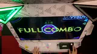 【BeatStream】ミスターデジャブ BEAST FULL COMBO 5gr 手元動画