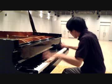 【ぱねえ】ニコニコピアニスト・ピアニート公爵さんが『ヱヴァQ』の連弾曲をソロで完全再現したwwwwwwwwww