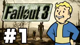 【Fallout3】危険なお散歩【実況】#1