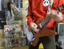 【ニコニコ動画】【ギター】かがみん=ツン?(再)【弾いてみた】を解析してみた