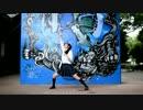 【ニコニコ動画】【ばらちゃん】 ギガンティックO.T.N 踊ってみたを解析してみた
