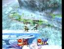 【スマブラX】 GN(ファルコン) vs みょんつー(ファルコン) 【CFタイマン】