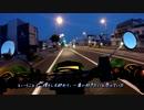 【ニコニコ動画】【KLX250】オフロード始めました!【山】前編を解析してみた