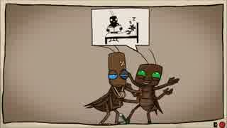【Gの友情物語】Journey of a Roach part1【実況】
