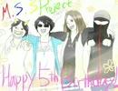 【MSSP】ROCKET DIVE!【5周年おめでとう!】