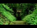 【ニコニコ動画】【テスト】大神っぽいような日本の風景【桜吹雪】を解析してみた