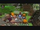 【Minecraft】廃村寸前だった村を繁栄させるpart12