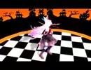 キャラミんの琴葉 茜に3作目 猫の歌を踊ってもらいました。