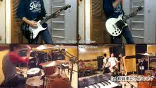 the pillows「インスタントミュージック」をバンドで演奏してみた