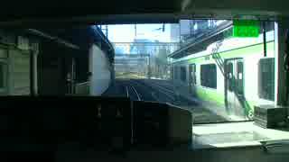 【前面展望】東京ー品川【山手線】
