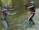 仮面ライダー 第33話「鋼鉄怪人アルマジロング」