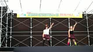 【モリコロ秋祭り】Sweetie×2を踊ってみた【メインステージ】