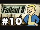 【Fallout3】危険なお散歩【実況】#10