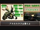 【MH4】ゆっくりモンハン図鑑23【ゆっくり解説実況】