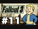 【Fallout3】危険なお散歩【実況】#11