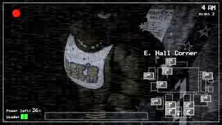 【実況】深夜警備員のバイトが怖すぎるFive Nights at Freddy's:02 thumbnail