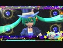 【Project DIVA Arcade FT】Star Story EXTREME 初見HI SPEED Perfect