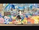 [オウチーノダンスコンテスト(オリジナル)]No.0068 飲茶娘