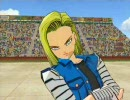 PS2 DRAGON BALL Z3 第3回パスキャラトーナメント 一回戦第二試合