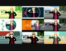 【APヘタリアMMD】 編集縛り企画・後編 【roco眉で夕景イエスタデイ9種】 thumbnail