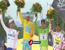 ツール・ド・フランス2014 エンディング
