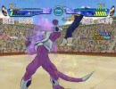 PS2 DRAGON BALL Z3 第3回パスキャラトーナメント 一回戦第三試合