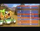 卍【マリオカート8のスナザメのやつ】テラゾー視点 2ndレース
